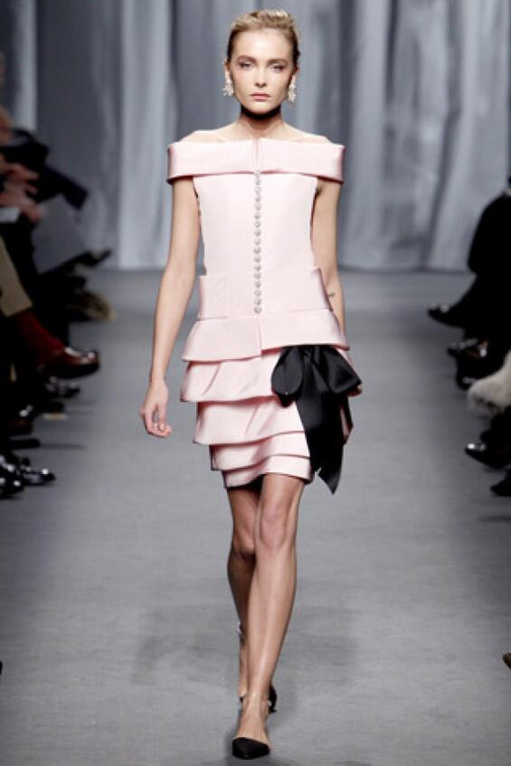 What is haute couture college news for What does couture mean in french