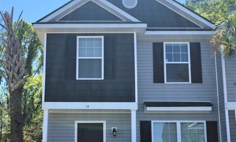 Houses Near USCB BEAUTIFUL TOWNHOME! for University of South Carolina Beaufort Students in Bluffton, SC