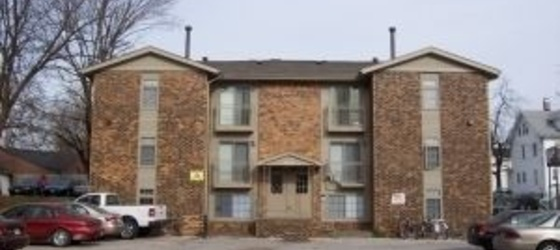 University of Iowa Apartment- four blocks from east side of campus