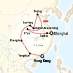 Hong Kong to Shanghai on a Shoestring