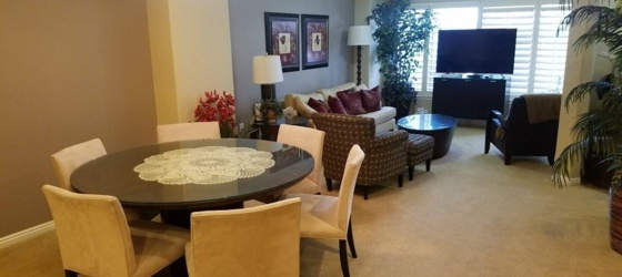Executive furnished townhome