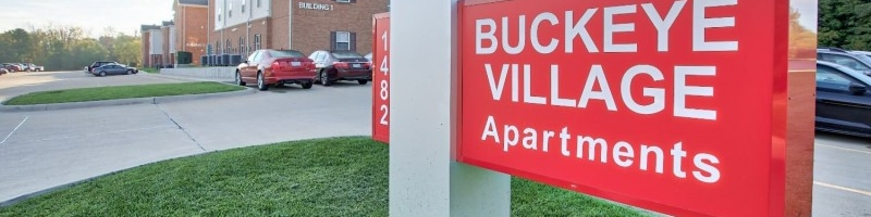 Apartments Near Ashland Buckeye Village for Ashland University Students in Mansfield, OH