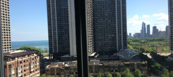 Lakeshore East Studio Apartment