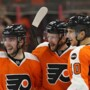Toronto Maple Leafs at Philadelphia Flyers