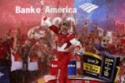 Kevin Harvick Wins In Heated Bank Of America 500