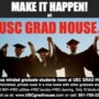 USC GRAD HOUSE: BEST BANG FOR YOUR BUCK!