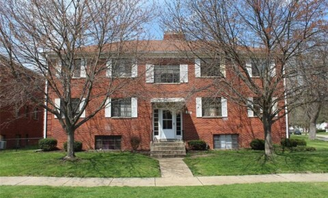 Houses Near Middletown 613 Gainsborough- 2 bed apartments for Middletown Students in Middletown, OH