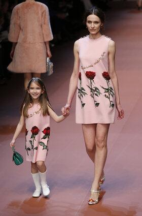fine craftsmanship complimentary shipping info for Dolce and Gabbana Celebrate Motherhood   Penn State ...