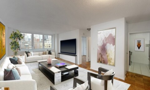 Apartments Near NYU Murray Hill Super Spacious 1 Bed/Flex 2 + Balcony. Stainless Kitchen, 24 Hr Doorman & Roof Deck. for New York University Students in New York, NY