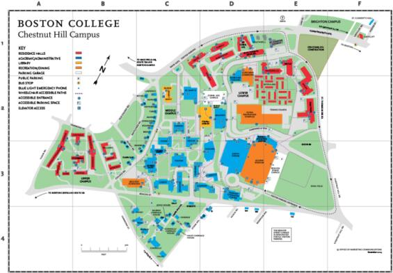 Getting To Know You: Finding Your Way On Campus | College News