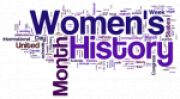 March is Women's History Month
