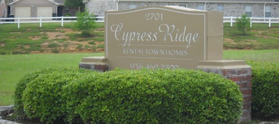 Cypress Ridge Townhomes