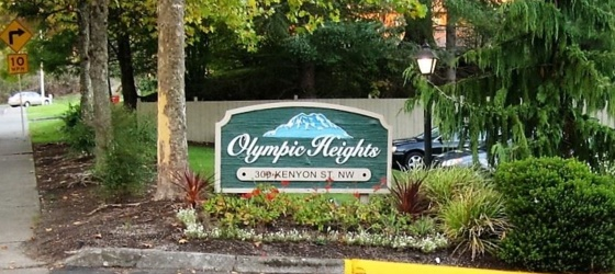 OLYMPIC HEIGHTS 300 KENYON ST. N.W.