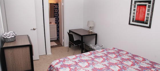 1 Bedroom Fully Furnished [lease takeover] Security Deposit INCLUDED!