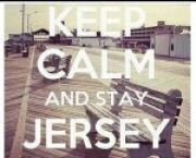 Keep Calm and Stay Jersey Strong
