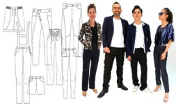 Designing and Creating Trousers